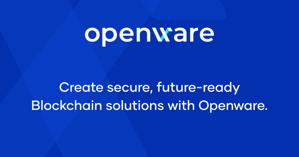 Openware: the software development company helping crypto startups to scale into enterprises